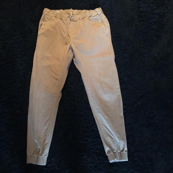 PacSun Other - Mens Pacsun Bullhead Khaki Jogger Pants